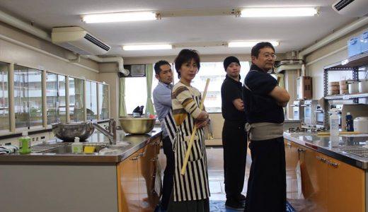 西葛西で蕎麦打ち教室に行ってみました。江戸川区 西葛西清新町コミュニティ会館