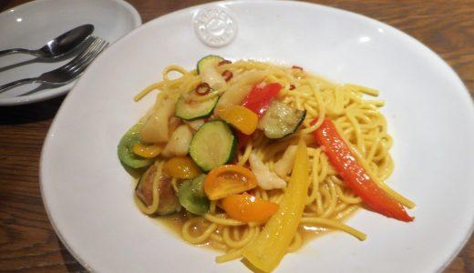 西葛西・Italian kitchen VAVSANで家族と優雅な午後のランチを