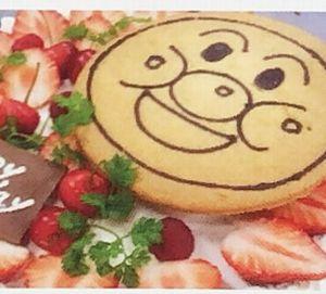写真&イラストケーキ
