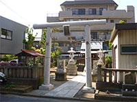 中葛西稲荷神社