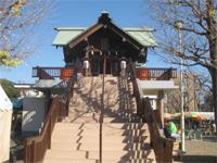 西宇喜田稲荷神社