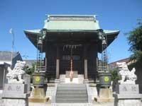 茂呂香取神社