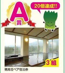 江戸川区小松菜グルメスタンプラリー2018-19