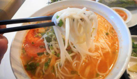 葛西・ハロー ベトナムレストランでベトナムのコメ文化を体感