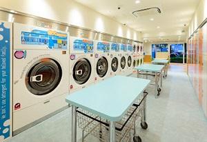 wash+ 中葛西店