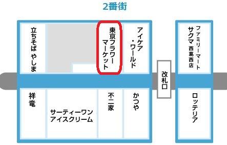 東京フラワーマーケット