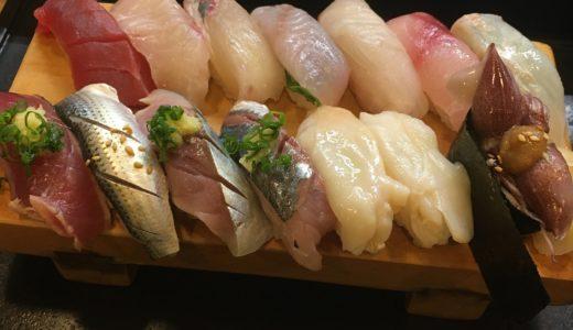 西葛西の魚河岸寿司でCP良し握りランチ!