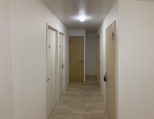 4階廊下②