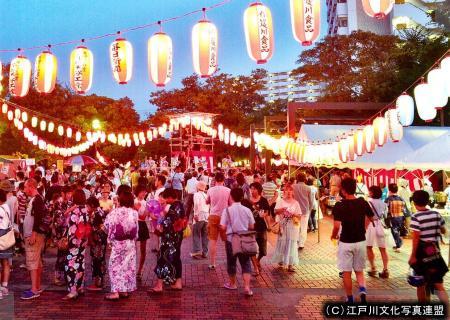清新町盆踊り大会