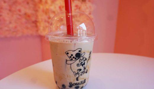Princess BOBA男爵 東京葛西店(プリンセスボバだんしゃく)で映えるタピオカミルクティーを撮りたい