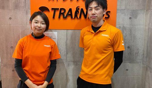 トレーナーが行うストレッチ専門店「TRANER'S」西葛西店でスッキリストレッチ